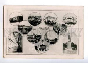 151882 Slovakia TRNAVA Views Vintage postcard