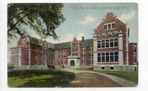 The New St. Lukes Hospital, Utica,  New York, PU-1909