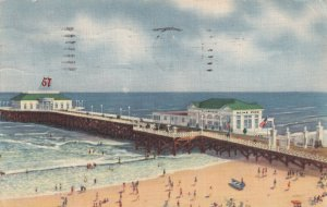ATLANTIC CITY, New Jersey, PU-1944; Heinz Ocean Pier