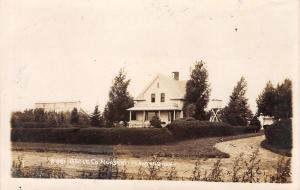 Mantorville Minnesota~Dodge County Nursery~Elevator~Water Tower~1909 RPPC