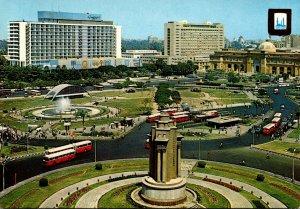 Egypt Cairo Tahrir Square