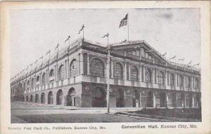 Missouri Kansas City Convention Hall