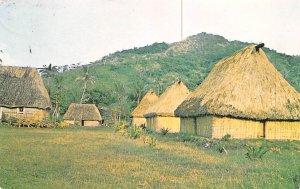 Fijian Village Fiji Postal Used Unknown