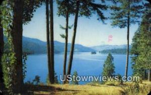 Spirit Lake Coeur d'Alene ID 1977