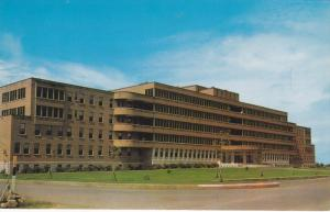 Le Sanatorium St-George, Mont-Joli, Quebec, Canada, 1940-1960s