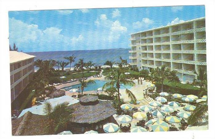Nau Beach Hotel Bahamas 40 60s