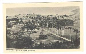 Country Scene , St John's. Barbados , 10-20s