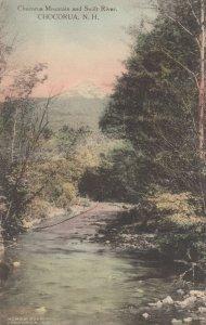 CHOCORUA, New Hampshire, 1900-10s; Chocorua Mountain & Swift River