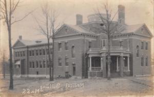 Mt Vernon Missouri State Tuberculosis Sanitarium Medical Building RPPC c1914