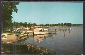Menominee Park Yacht Harbor,Oshkosh,WI