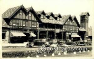 Ye Olde Muskie Inn Real Photo