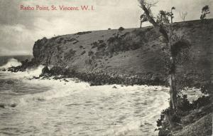 St. Vincent, W.I., Ratho Point (1910s)