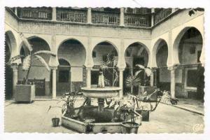 Interieur d'Une Maison Mauresque, Alger, Algeria, Africa, 1900-1910s