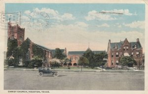 HOUSTON , Texas, 1918 ; Christ Church