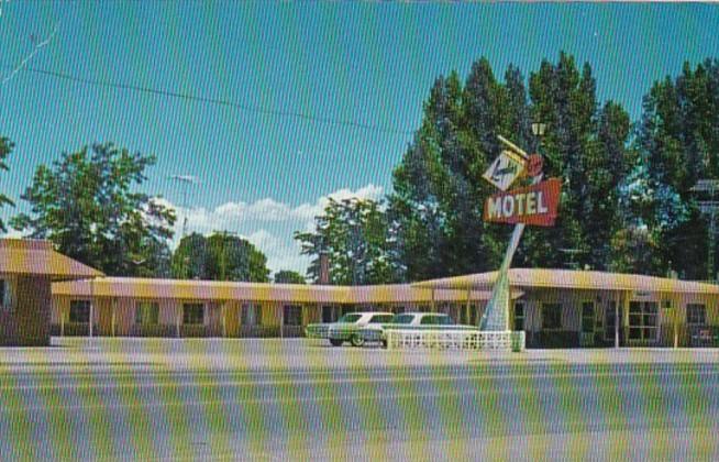 Idaho Burley Lampliter Motel