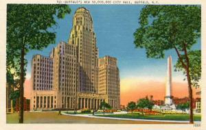 NY - Buffalo.  New $8 Million City Hall