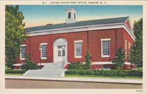 North Carolina Marion Unitted States Post Office