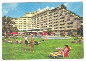Hotel Tamanaco, Swimming Pool, Caracas, Venezuela, 50-70s