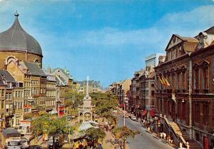 Belgium Liege Marketplace and Perron Liege Place du Marche et Perron