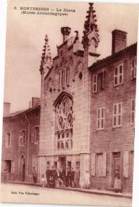 CPA   Montbrison - La Diana (Musée Archéologique ) (225672)