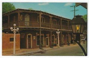 Albuquerque, New Mexico, Vintage Postcard View of El Parian, Old Town