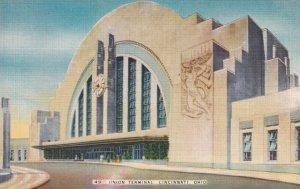 CINCINNATI , Ohio ,1930-40s ; Union Terminal