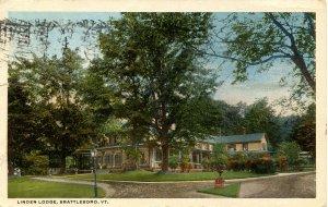 VT - Brattleboro. Linden Lodge