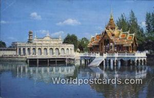 Ayudhya Thailand Royal Summer Palace Bang Pa In Ayudhya Royal Summer Palace B...