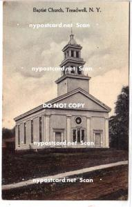 Baptist Church, Treadwell NY