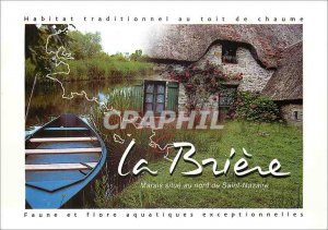 Modern Postcard The Briene Marais located north of Saint Nazaire