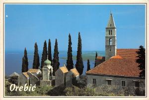 B45442 Orebic Franjevacki Samostan   croatia