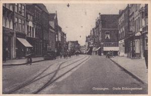 Groningen , Netherlands , 00-10s ; Oude Ebbingestraat
