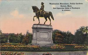 Washington Monument,  Public Gardens,  Boston,  Massachusetts,    00-10s