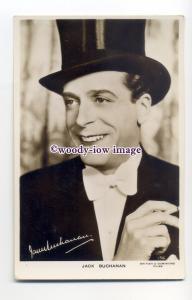 b5107 - Film Actor - Jack Buchanan, British Dom.Films No.136 - postcard