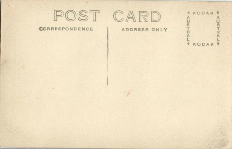 fiji islands, SUVA, Native Village (1910s) RPPC Postcard