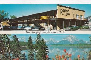 Wyoming Jackson Hole Ranch Inn Motel