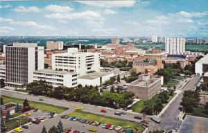University of Alberta, Edmonton, Alberta, Canada, 40-60s