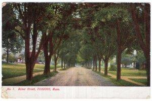 Foxboro, Mass, Baker Street