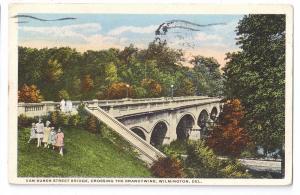 Van Buren Street Bridge Brandywine Wilmington DE 1916