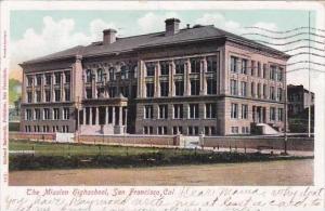 California San Francisco The Mission Highschool 1907