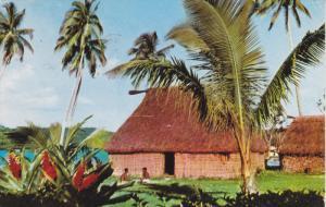 Fijian Bure , FIJI , 50-60s