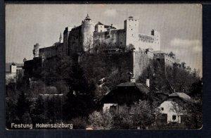 Fortress,Hohensalzburg,Salzburg,Austria BIN