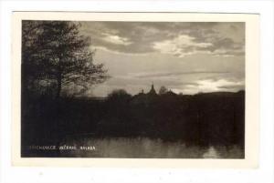 RP  Dobrichovice. Vecerni Nalada, Czech Republic, PU-1937