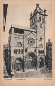 Italy Genova Cattedrale