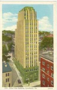 Allied Arts Building, Lynchburg, Virginia, 30-40s