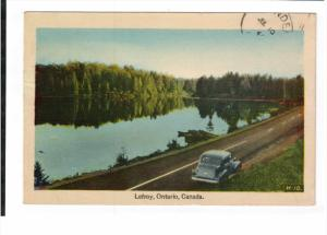 LEFROY, Ontario, Canada, PU-1946; View Of Lake