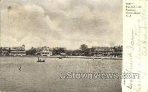 Fletcher Lake Ocean Grove NJ 1908