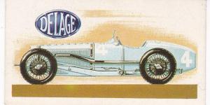 Trade Card Brooke Bond History of the Motor Car No 29