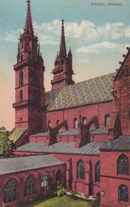 BASEL , Switzerland , 1919 ; Munster