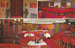Hawaii Honolulu Byron II Steak House Dining Room 1972